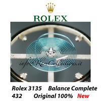 Nuovo New Balance Complete Bilanciere Rolex 3135 Codice 432 3130 3155 3156 3175