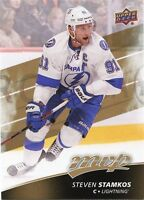 17/18 UPPER DECK MVP HIGH SERIES SP #229 STEVEN STAMKOS LIGHTNING *37138