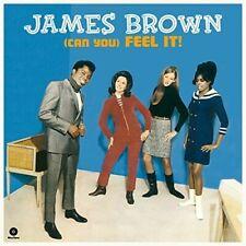 James Brown - (Can You) Feel It! [Used Very Good Vinyl LP] 180 Gram, Spain - Imp