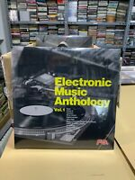 Electronic Musik Anthology Vol 1 2 LP Funk-Seele Versiegelt Fg