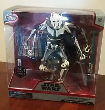 "GENERAL GRIEVOUS ELITE SERIES Die Cast Action 7"" Figure Star Wars Exclusive"