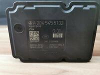 Mercedes Benz A2045455132 W204 ABS Steuergerät