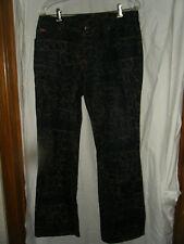 DKNY Grafitti Bootcut Jeans - Size 11