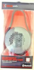 Bluetooth Shower Speaker Waterproof Portable Wireless Speaker Blackweb