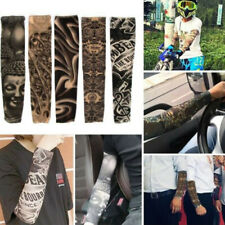 10 pcs Cooling Tattoos Arm Sleeves Cover Outdoor Sport Uv Sun Protection Unisex
