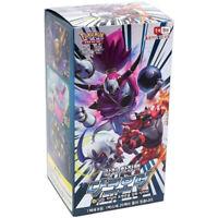 Pokemon Cards Sun & Moon Expansion Pack Dark Order Booster Box Korean ver