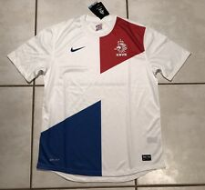 NWT NIKE Holland Netherlands National Team 2013 Away Soccer Jersey Men's Large