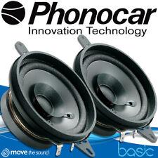 Phonocar 66/120 - 87mm Doppel Conus Lautsprecher Paar 8,7cm dc Speaker 66120