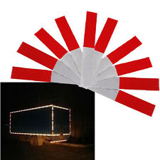 Light Reflective Tape Safety Decals Sticker Tape for Lorry Van Vehicle Car Truck