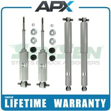Front and Rear Shocks for 95-05 Chevrolet Blazer