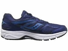 Men Saucony Grid Cohesion 9 Running Shoes XT-600 Sneakers Navy Grey Size 11.5