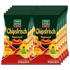 (10 /1kg) Funny frisch Chipsfrisch Peperoni 175g 10 Beutel