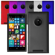 For Nokia Lumia 830 Slim Hybrid Hard Case Clip On Back Cover & Screen Protector