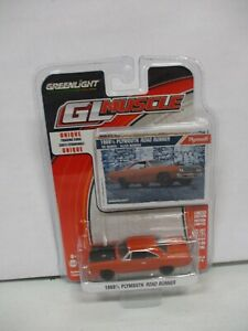 Greenlight GL Muscle 1969 1/2 Plymouth Road Runner