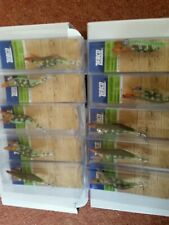 10 Squid Jigs Metal Keeled Zebco Lures Job Lot wholesale Clearance RRP£30 (LotA)