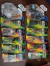 Hasbro Star Wars Action Figures Lot Shadow Stormtrooper