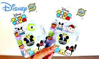 2 x TSUM TSUM SQUISHY  2 PACK SERIES 1 WITH SURPRISE BNIP SERIES 1