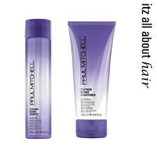 Paul Mitchell Platinum Blonde Shampoo, Conditioner  Duo