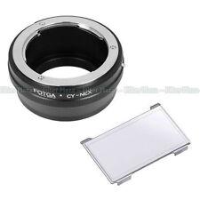 Contax Yashica C/Y Mount Lens to Sony E NEX3 C3 NEX-5 5R 5N 5C NEX6 NEX7 Adapter
