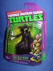 "THE RAT KING 4"" Teenage Mutant Ninja Turtles TMNT Nickelodeon by Playmates"