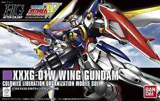 Gundam 1/144 #162 HGAC After Colony XXXG-01W Wing Gundam Model Kit Bandai