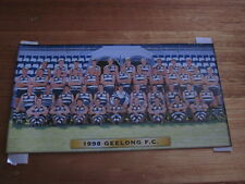 GEELONG TEAM PHOTO OFFICIAL 1998 BRAND NEW IN SEALED ENVELOPE