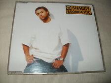 SHAGGY - BOOMBASTIC - 6 MIX UK CD SINGLE