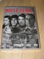 Malta Story  DVD - Alec Guinness,Jack Hawkins  (R0)