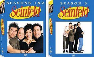 Seinfeld - Giftset (DVD, 2004, 8-Disc Set, ting)