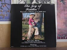 CAROL ANN WHEELER, JOY OF FIDDLIN - LP AH-401-532