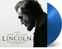 John Williams - Lincoln (Original Motion Picture Soundtrack) [New Vinyl] Blue, G