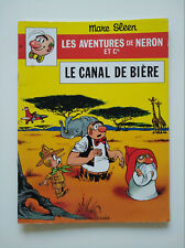 EO 1983 (très bel état) - Néron 83 (le canal de bière) - Marc Sleen - Erasme