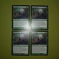 Howling Wolf x4 Conspiracy 4x Playset Magic the Gathering MTG