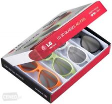 NEU ORIGINAL 3D Brille LG AG-F315 Passive (4 Brillen im Set)