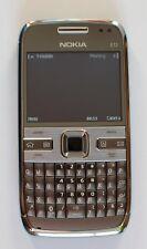 Nokia E72-Gris metálico (Desbloqueado) Teléfono Inteligente