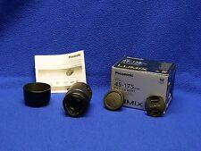 Panasonic LUMIX G X Vario 45-175mm f/4.0-5.6 Aspherical PZ Power O.I.S. Lens