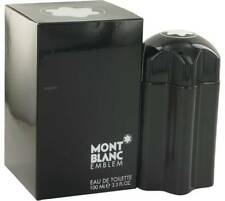 Men Emblem By Mont Blanc 3.3 / 3.4 Oz EDT Spray New In Box Sealed