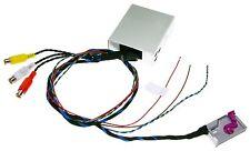 Adaptateur Multimédia IMA Interface RNS-E Symphonie 3 Video Câble TV Fiche Audi