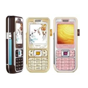 Nokia 7360 2G GSM 900 / 1800 / 1900 Infrared port Radio CAMERA Mobile phone
