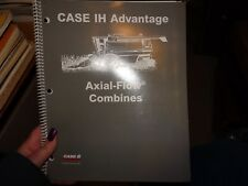 Case IH Advantage Axial-Flow Combines Brochure, Dealer Sales Manual 1997