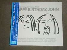 Happy Birthday, John - John Lennon 65th Anniversary Tribute Japan CD sealed