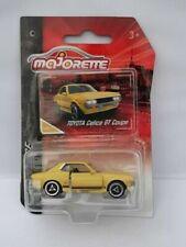 Voitures miniatures Majorette Toyota