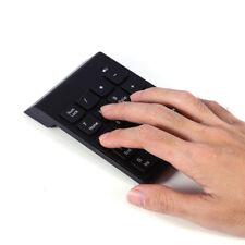 pavé numérique Bluetooth Clavier sans fil 18 touches pr PC Mode veille auto