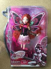 Winx Club Bloom Pink Enchantix Special Edition Nickelodeon 2013 NRFB