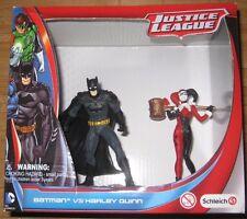 Justice League Batman Vs Harley Quinn From Schleich