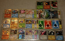 Complete Pokemon Heart Gold Soul Silver Set ALL 124/123! Ultra Rare!