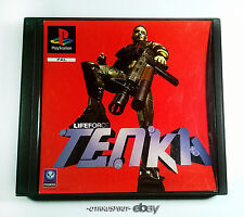 Lifeforce TENKA - PSX /PS1- [PAL] - RED COVER ED. - COMPLETO - Muy buen estado!!