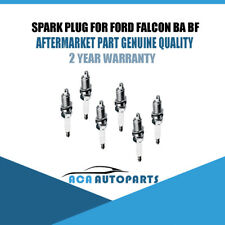 Spark Plugs for Ford Falcon BA BF BF2 FG AGSP22Z13 Iridium set of 6 1.3MM