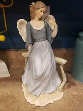 Grandeur Noel Collectors Edition 2001 Porcelain Angel No247