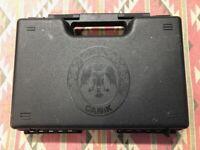 Canik Pistol Gun Box Case *